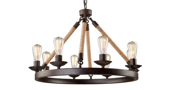 Gagnez un chandelier Danbury