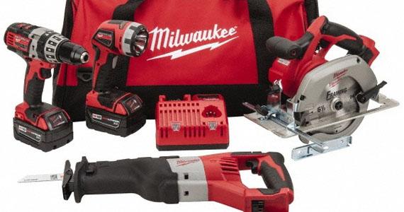 Gagnez un lot d'outils sans fil de 10 000 $