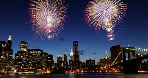 Gagnez une célébration du Nouvel An à New York!