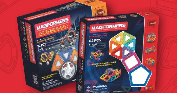 Gagnez un ensemble de jeux de construction 3D