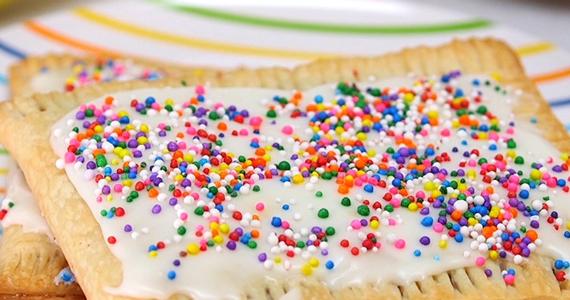 Revivez votre enfance avec ces délicieuses Pop Tarts faite maison