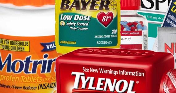 ATTENTION Tylénol, Advil ou Aspirine, ce n'est pas du pareil au même!