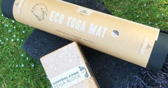 Gagnez un ensemble de démarrages pour yoga