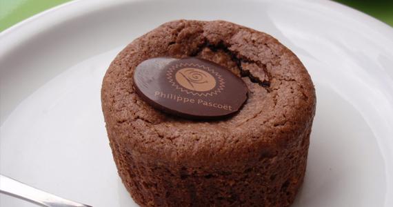 Petit gâteau moelleux au chocolat