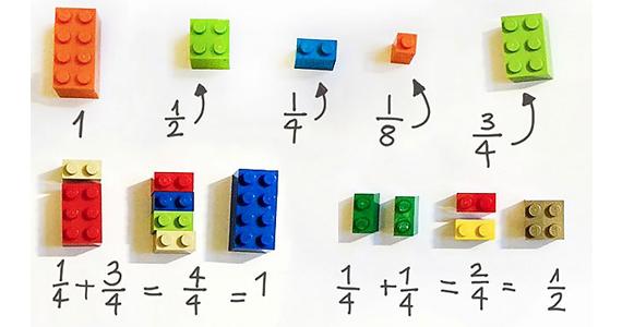 Cette prof utilise des LEGO pour enseigner les maths et c'est génial!