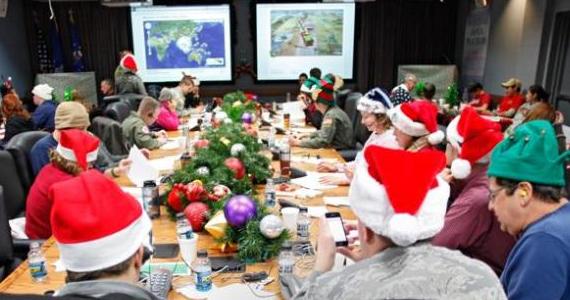 NORAD sur la piste du Père Noël depuis 1955