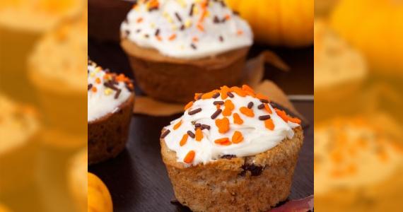 Recette de muffins à la citrouille