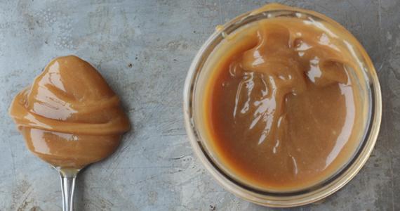 Recette grand-mère de caramel à tartiner