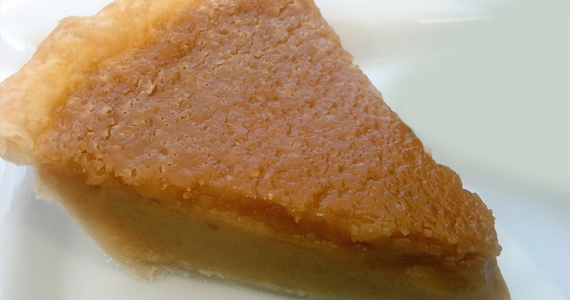 Traditionnelle tarte au sucre