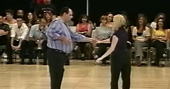 Ce couple de danseurs vous étonnera – garanti!