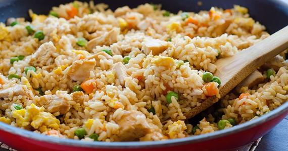 Riz frit à la chinoise de Jehane Benoit