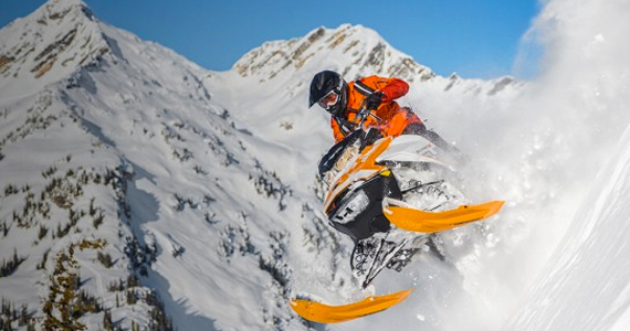 Gagnez un Ski-Doo, un Sea-Doo ou un Can-Am