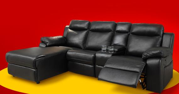 Gagnez un mobilier de salon modulaire inclinable