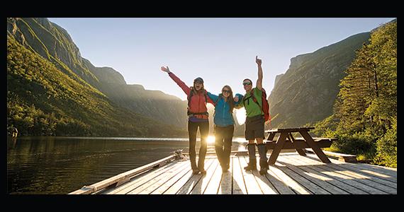 Gagnez un voyage pour 4 à Terre-Neuve