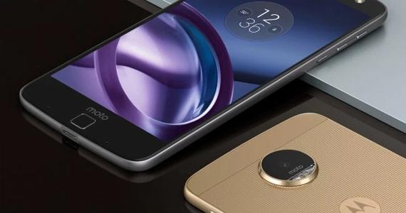 Gagnez un téléphone Moto Z Play 32GB