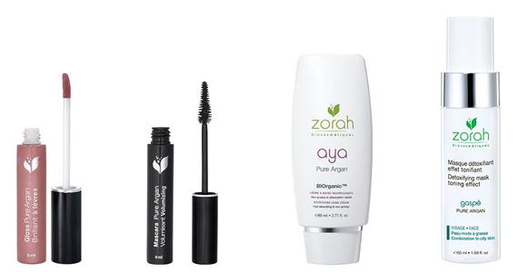 Gagnez un ensemble de produits Zorah Biocosmétiques