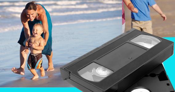 Transférez vos souvenirs de famille sur votre PC ou sur DVD