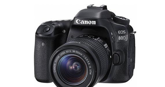 Gagnez un appareil photo Canon 80D 18-55