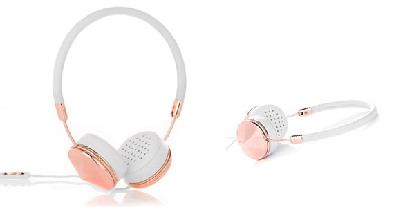 Gagnez un casque audio FRENDS Layla Rose Gold