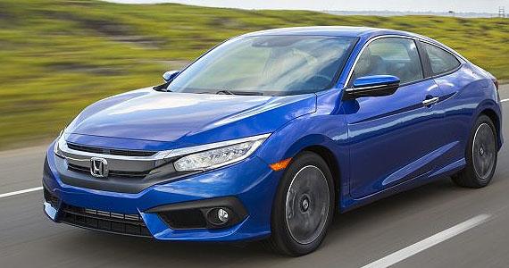 Gagnez une voiture Honda Civic 2017