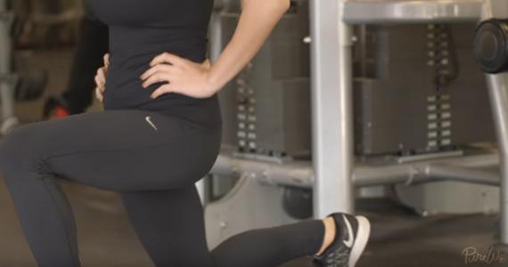 Deux exercices simples à faire pour avoir de belles jambes en un rien de temps