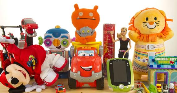 Gagnez une virée de magasinage de jouets!