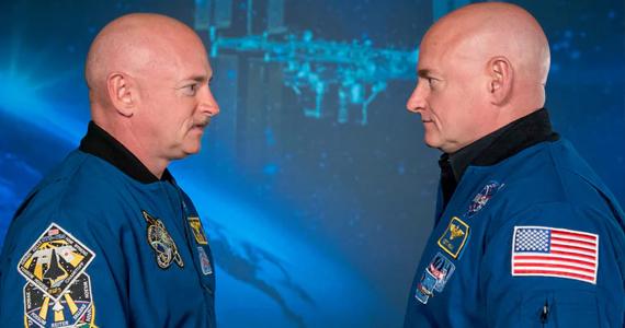 L'étude de la NASA sur les jumeaux laisse perplexe