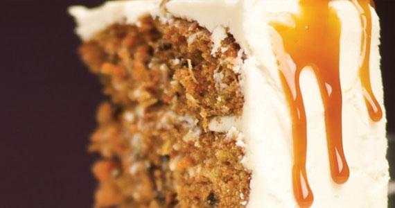 Gâteau carotte à l'érable avec glaçage à l'érable