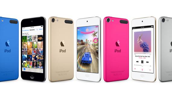 Gagnez un des 3 iPod Touch de 32 GO