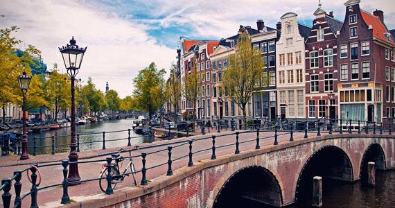 Gagnez un super voyage à Amsterdam