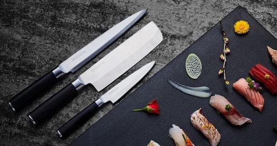 Gagnez un ensemble de couteaux de luxe Kamikoto