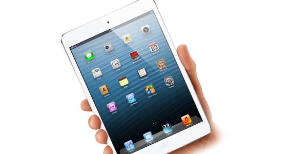 Gagnez un des 4 iPad mini