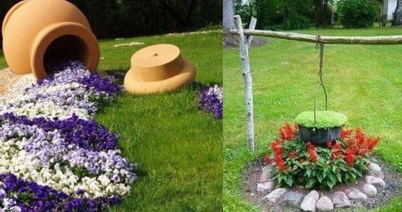 Laissez ces 9 idées de jardinage créatif vous inspirer cet été