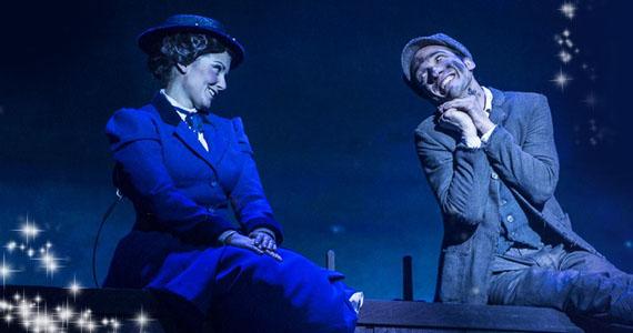 Gagnez une des 4 sorties magiques en famille avec Marry Poppins