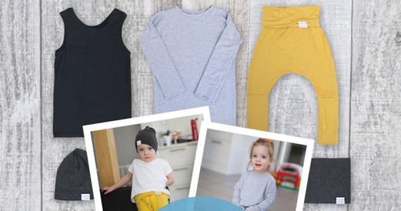 Gagnez un ensemble de vêtements évolutifs de 18 mois à 4 ans
