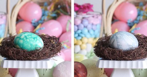 Des façons amusantes et créatives de décorer vos oeufs de Pâques!