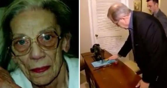 Avant qu'elle ne décède, cette femme a révélé une fortune secrète