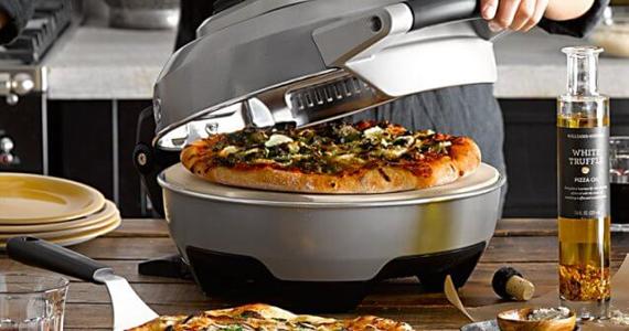 Gagnez un four à pizza Breville
