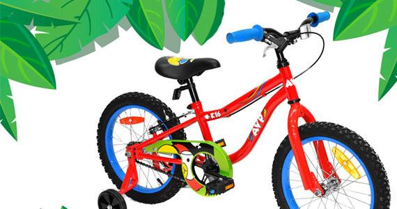 Gagnez un des 25 vélos pour enfant