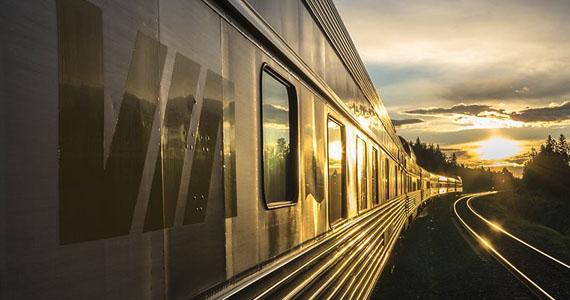 Gagnez un voyage pour 4 personnes en train à Vancouver