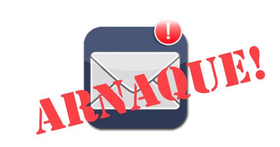 Nouvelle escroquerie par courriel pourrait vous couter: Protégez vos informations!