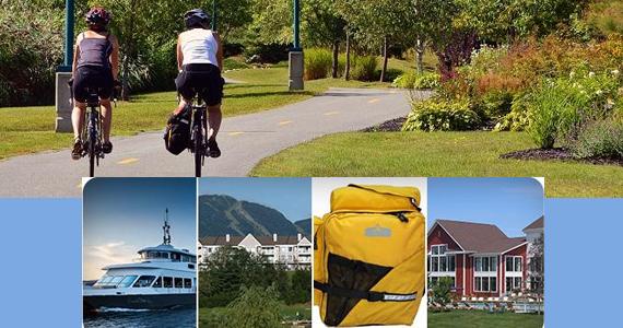 Gagnez un des 4 forfaits vélo gourmands des Cantons-de-l'Est
