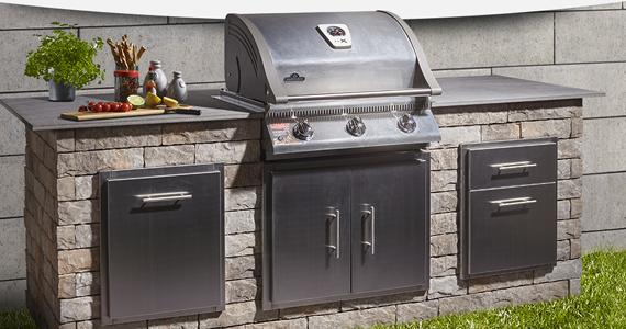 Gagnez une cuisine extérieure complète!