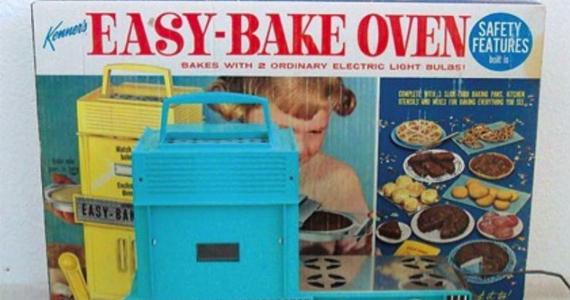 La surprenante histoire du four Easy-Bake