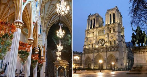 15 incroyables églises du monde entier qui sont à voir!