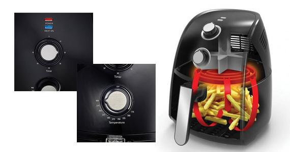 Gagnez une friteuse à air Bella Air Fryer