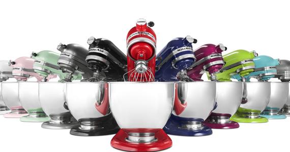 Gagnez un mélangeur sur socle Kitchen Aid