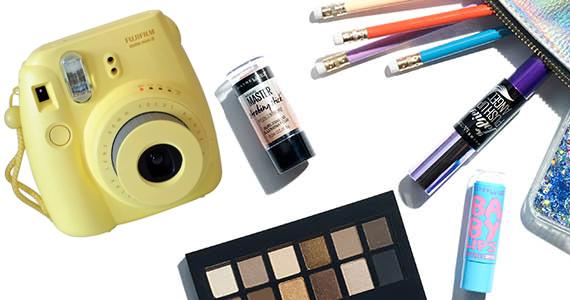 Gagnez 150 $ de produits de beauté Maybelline et une caméra Fujifilm Instax