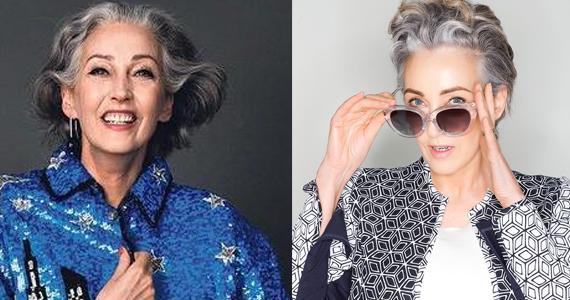 Rencontrez le modèle de 56 ans qui redéfinit la beauté de la diversité