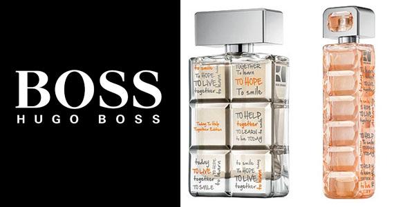 Free Sample of Boss Orange Fragrances